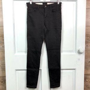 Pilcro & the Letterpress Anthro Jeans Serif Sz 27